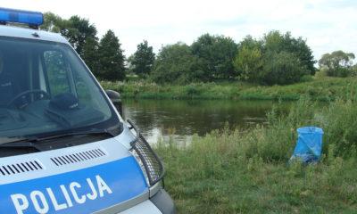 Policja kontroluje kąpieliska